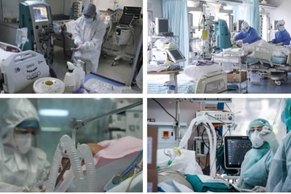 Κορωνοϊός: Έκτακτο σχέδιο για τα νοσοκομεία της Αττικής - Διακομιδές ασθενών στη Χαλκίδα! (Video)