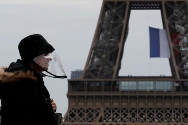 Κορωνοϊός: Εμφανίστηκε νέα μετάλλαξη στη Γαλλία
