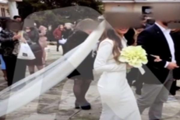 Θρήνος στην Μαλεσίνα: Ένας γάμος και 14 κηδείες λόγω κορωνοϊού - Αποκαλύψεις από τη μητέρα της νύφης