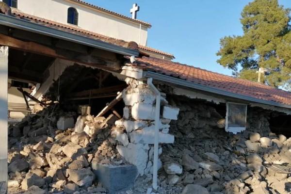 Σεισμός στην Ελασσόνα: Προβλήματα με το νερό στην Λάρισα - Έκτακτη ανακοίνωση της ΔΕΥΑΛ
