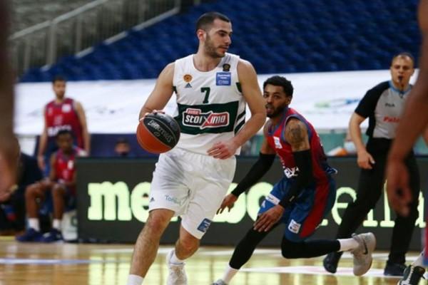 Basket League: Ξέσπασε στο Μεσολόγγι ο Παναθηναϊκός