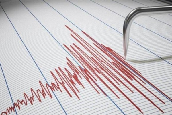 Σεισμός 3,4 Ρίχτερ στα δυτικά της Μήθυμνας Λέσβου