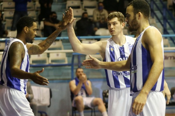 Basket League: Με 100 έτρεξε ο Ηρακλής