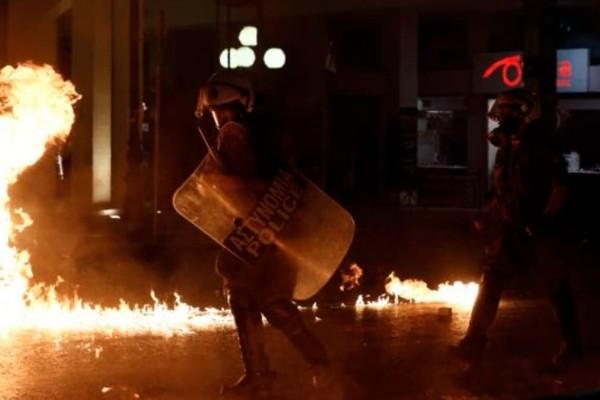 Συναγερμός στην Αστυνομία: Επίθεση σε υπηρεσία της τα ξημερώματα της Κυριακής (14/3)