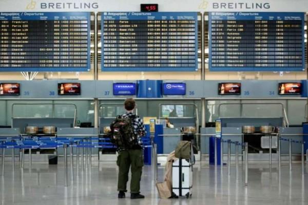 Κορωνοϊός: Παρατείνονται έως τις 5 Απριλίου οι περιορισμοί στις πτήσεις εσωτερικού