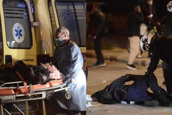 Επεισόδια στην Νέα Σμύρνη: Σύλληψη και δεύτερου δράστη για το «γκρέμισμα» του αστυνομικού από το μηχανάκι