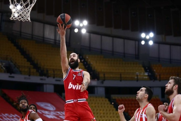 Euroleague: Επιστροφή στις νίκες για τον Ολυμπιακό