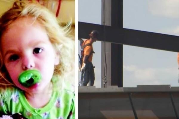 Χαιρετούσαν τους οικοδόμους κάθε μέρα - Μία μέρα όμως είδαν αυτό από το παράθυρο…