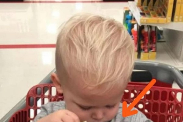 73χρονος παππούς 1 εβδομάδα μετά τον θάνατο του 2χρονου εγγονού του πήγε σούπερ μάρκετ -  Όταν είδε τι κράταγε ένα παιδάκι...