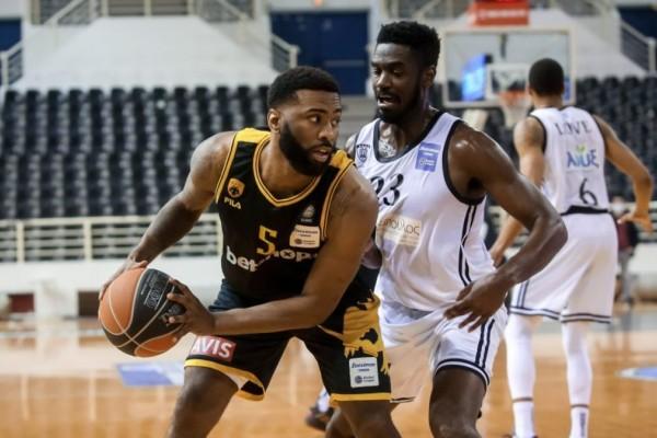 Basket League: Διπλό ψυχής για την ΑΕΚ