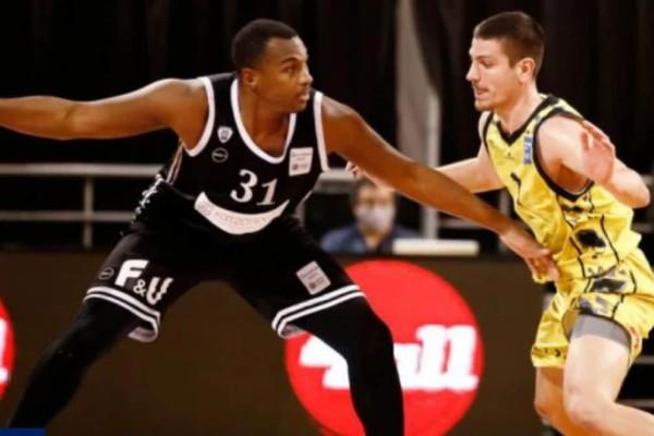 Basket League: Στον ΠΑΟΚ το ντέρμπι της Θεσσαλονίκης