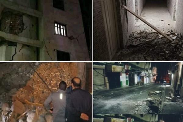Ισχυρός σεισμός 6 Ρίχτερ στην Αλγερία - Κατέρρευσαν κτίρια (Video)