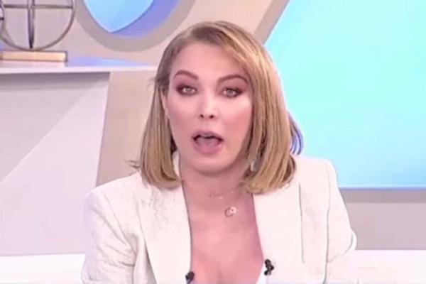 Τηλεοπτική «κατάρρευση» για την Τατιάνα Στεφανίδου - Τελειώνει η εκπομπή της