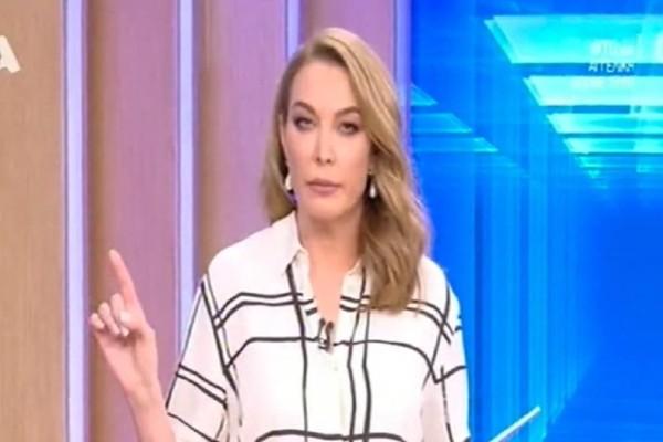 Ξέσπασε η Τατιάνα Στεφανίδου: «Κάποιοι με στόχευσαν με διάθεση ανθρωποφαγίας»