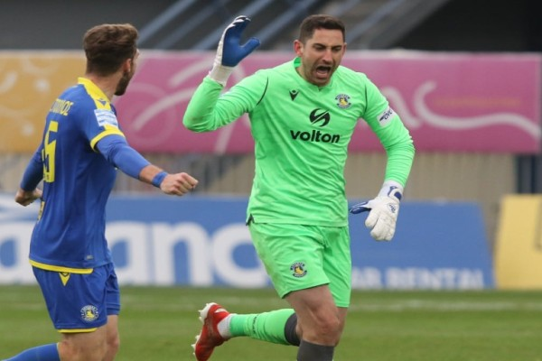 Super League: Χαρακίρι Παναθηναϊκού στην Τρίπολη - Ο τερματοφύλακας Παπαδόπουλος ισοφάρισε στο 97'! (Video)