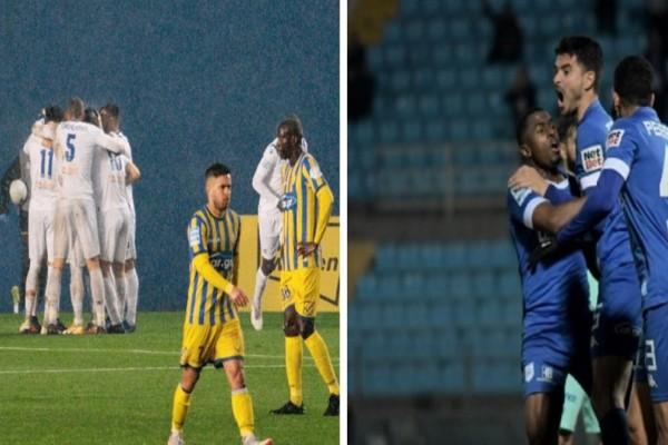 Super League: Άλμα σωτηρίας από τη Λαμία - Με «σπασμένα» φρένα ο ΠΑΣ Γιάννενα (Video)