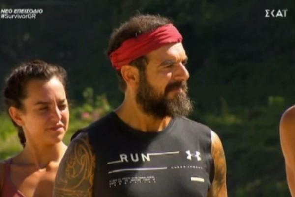 Survivor 4: Εξελίξεις με την υγεία του Τριαντάφυλλου - Ο Λιανός τον ενημέρωσε αν μπορεί να αγωνιστεί