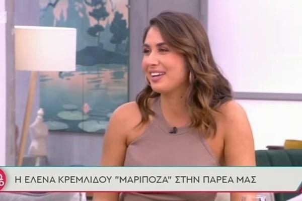 Survivor 4: Αποκαλύψεις της Μαριπόζα για το... ερωτικό τρίγωνο - «Η Μαριαλένα ήταν ενθουσιασμένη με τον Λιβάνη και με τον Σάκη...»