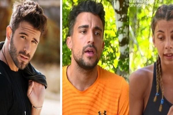Survivor 4: Στο προσκήνιο το «τρίγωνο» Λιβάνη-Μαριαλένα-Κατσούλη - Το τηλεφώνημα Λιάγκα στον τραγουδιστή και η αποκάλυψη! (Video)