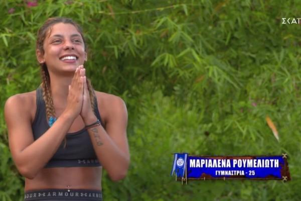 Survivor 4: Τεστ εγκυμοσύνης για τη Μαριαλένα! (Video)