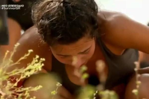 Survivor 4: Σοκ στην κόκκινη ομάδα με την Νικολέτα - Υπέφερε από τους πόνους
