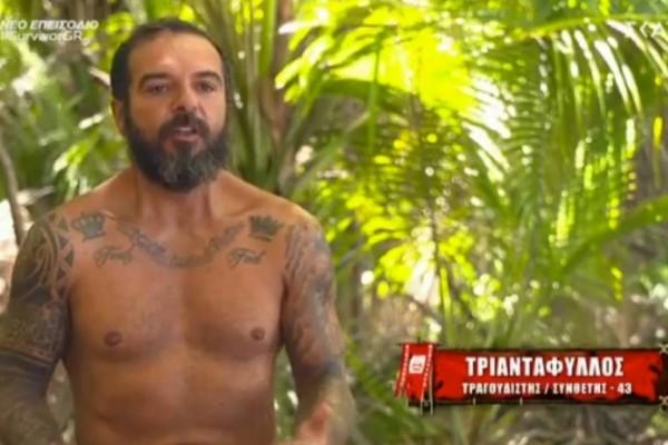 Survivor 4: Επίθεση Τριαντάφυλλου σε «Κόρο» - «Μας ήρθες από την Ουγγαρία να ειρωνευτείς τη Θεσσαλονίκη;»