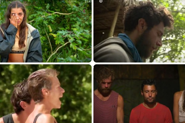 Survivor 4 trailer 1/3: Ράκος η Άννα Μαρία Βέλλη -