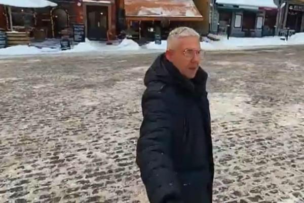 Ο Τάσος Δούσης και οι Εικόνες συνεχίζουν το ταξίδι τους στη Σουηδία!