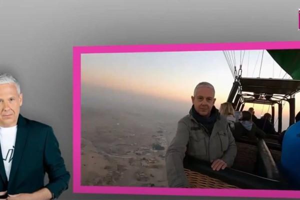 TiVi ΣΙΡΙΑΛ: Εικόνες με τον Τάσο Δούση - Συναρπάζουν με νέα ταξίδια και κάνουν την ανατροπή!