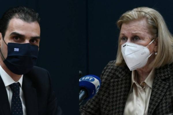 Κορωνοϊός: Δείτε live τις τελευταίες ενημερώσεις για την Ελλάδα