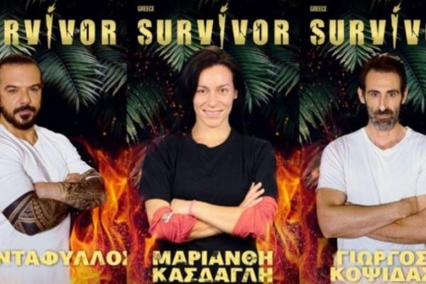 Survivor spoiler 18/03: Διέρρευσαν τα αποτελέσματα της ψηφοφορίας - Βόμβα στη πρώτη θέση