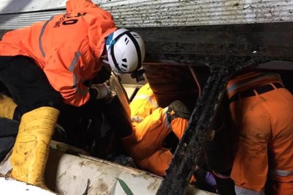Ασύλληπτη τραγωδία: Λεωφορείο με μαθητές και γονείς έπεσε σε χαράδρα - 27 νεκροί