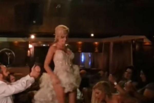 Η νύφη τα πέταξε... όλα και κόλασε το γαμπρό με το τρομερό της τσιφτετέλι