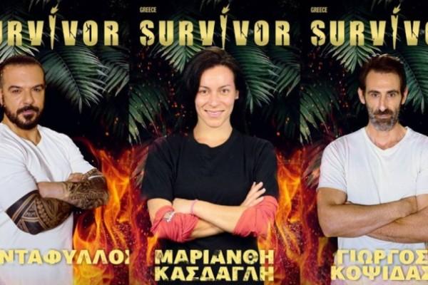Survivor spoiler 17/03 part.2 οριστικό: Αυτός ο παίκτης αποχωρεί σήμερα!