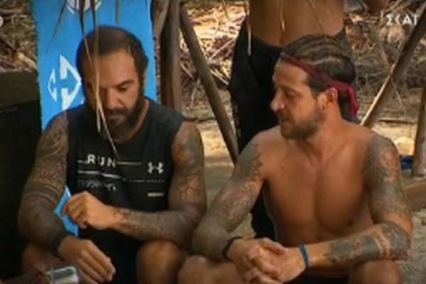 Survivor trailer 12/04: Τα βρήκαν Ηλίας - Αλέξης! Συνεχίζεται το... κράξιμο στον Τζέιμς