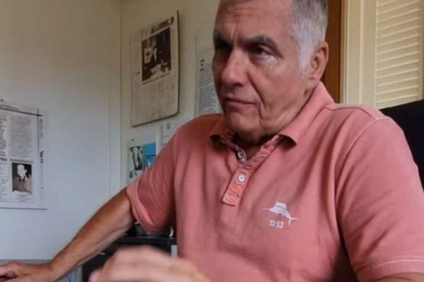 Θύμα ξυλοδαρμού ο Γιώργος Τράγκας - Η ιστορία που λίγοι θυμούνται