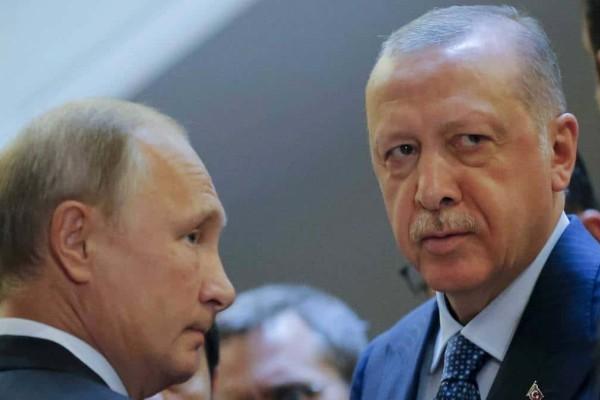 Παίζει με την φλόγα η Τουρκία: Τι γυρεύει ο Ερντογάν στη διαμάχη Ρωσίας - Ουκρανίας;