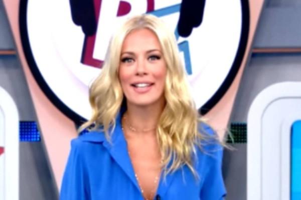 Αδιανόητη βρισιά από παίκτρια του Ρουκ Ζουκ on air - «Πάγωσε» η Ζέτα Μακρυπούλια (ΒΙΝΤΕΟ)