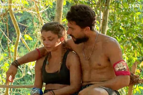 Επίσημος o χωρισμός της Μαριαλένας: H πρώτη ερωτική σκηνή με τον Σάκη στο Survivor!
