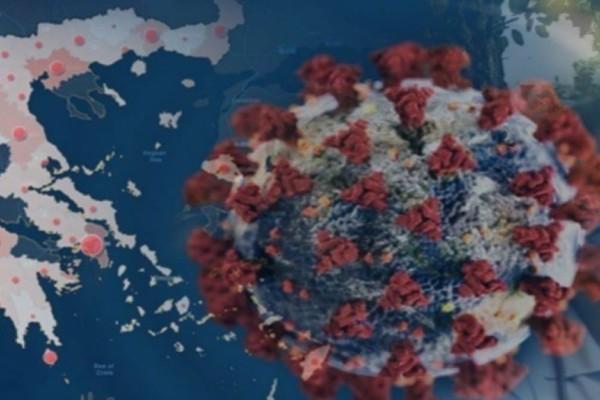 Κορωνοϊός: «Βράζουν» Αττική και Θεσσαλονίκη - Που εντοπίζονται τα 3.228 νέα κρούσματα