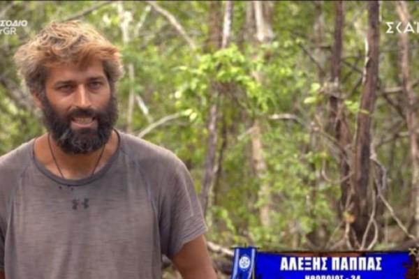Survivor spoiler 03/04: Μ' αυτή την κοπέλα απομονώθηκε στο δάσος ο Αλέξης Παππάς!