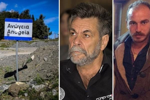 Φονικό στα Ανώγεια: Ισόβια κάθειρξη στον Μανώλη Καλομοίρη