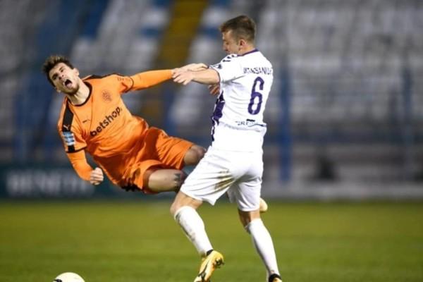 Απόλλων Σμύρνης - ΟΦΗ (0-0): Κόλλησαν στο μηδέν