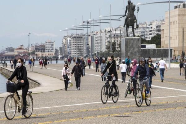 Άρση μέτρων: Ανατροπή με την μετακίνηση από δήμο σε δήμο σε Θεσσαλονίκη, Πάτρα & Κοζάνη!