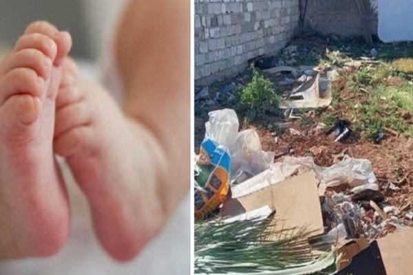 Ανατριχιαστική μαρτυρία για το νεογέννητο στον Ασπρόπυργο: «Είδαμε το εσώρουχο της γυναίκας, τον ομφάλιο λώρο, τα αίματα...» (Video)