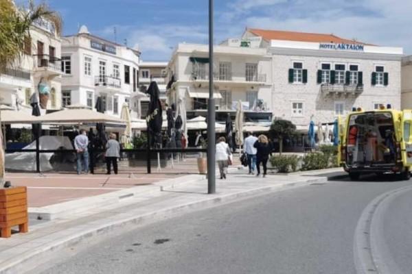Σοκ στη Σύρο: 40χρονος μαχαιρώθηκε στο κέντρο της Ερμούπολης!