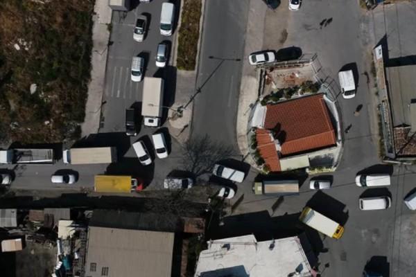 Το Νέο Δεχλί της... Αθήνας: Ο δρόμος που μετά την άρση του lockdown θα φέρει χάος!