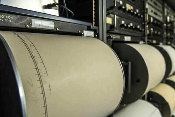 Σεισμός 4.1 Ρίχτερ νότια της Νισύρου