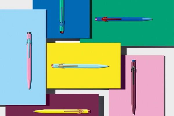 Η Caran d' Ache δημιουργεί μια μοναδική περιορισμένη συλλογή στυλό «Claim Your Style»
