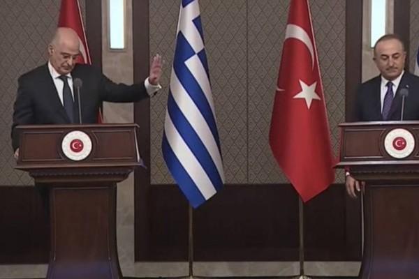 «Δένδια έγραψες ιστορία» - Αποθέωση για τον υπουργό Εξωτερικών στα social media